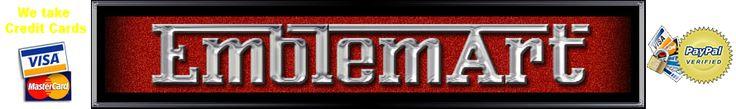 custom emblem auto emblems car emblems chrome emblems