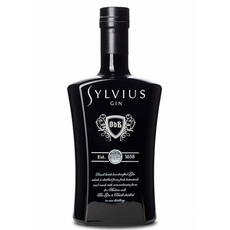Dutch Gin: Sylvius Gin #sylviusgin