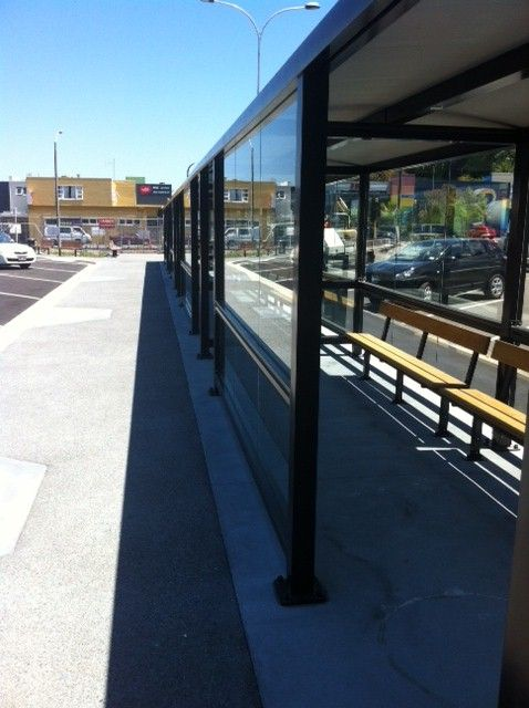 NAPIER STOP CHANGE: From Saturday 1 February 2014 the InterCity Napier bus stop will be moving from 135 Dalton Street to the new Clive Square terminal located at 12 Carlyle Street. All InterCity bus services will arrive and depart from this location.