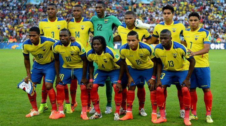 Árbitros+designados+para+partidos+de+Ecuador+ante+Paraguay+y+Colombia+por+Eliminatorias