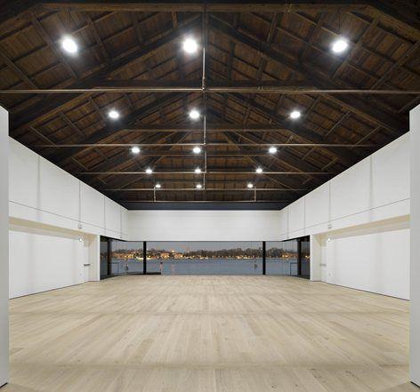 """Auditorium """"Lo Squero"""" - Fondazione Cini onlus, Venezia, 2016 - Fabrizio…"""