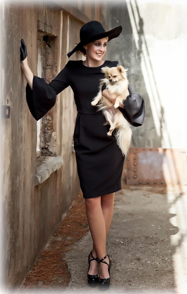 Ashleigh Jansen in Trelise Cooper Belle Tower dress