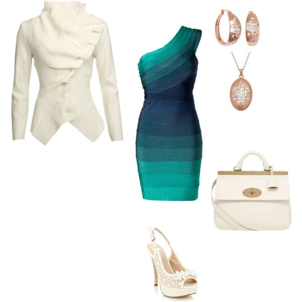"""""""Touch of green"""" by line-leduc on Polyvore"""