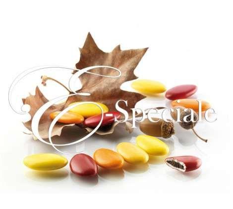 Confetti Cioccolato - Tonalità Autunnali 1kg - Cerca - accessori e gadget per matrimoni e feste - E-speciale