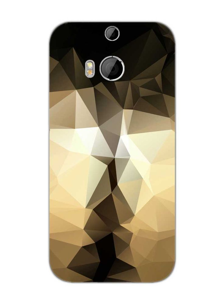 htc one m8 gold case. Gold Black Abstract Art - Designer Mobile Phone Case Cover For HTC One M8 Htc