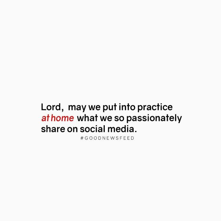 """It's easy to share or like a biblical post on social media it takes discipline to implement it into our own lives. Are we examining our lives to see if we are truly putting it into practice? A challenge to you (and really myself): When you go to share or like something ask yourself """"Am I practicing this in my own life?"""" If not """"How will I or what will I change to do such?"""" Be brutally honest with yourself. The goal here is to be doers of the Word not just promoters of the Word. The real…"""
