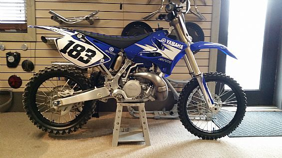 2014 yamaha yz 250 motorcycles off road dirt bikes for sale in ny want ad digest classified. Black Bedroom Furniture Sets. Home Design Ideas