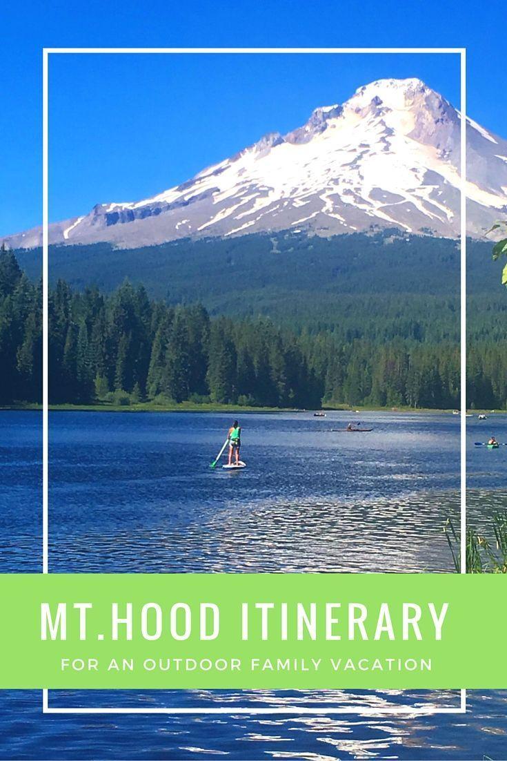 Mt hood vacation deals