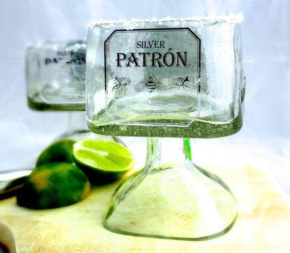 Patron Tequila Bottle Margarita Drinking Glass - $22.99. https://www.bellechic.com/deals/60db6b8bc1de/patron-tequila-bottle-margarita-drinking-glass