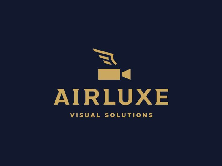 Airluxe Logo by Steve Wolf