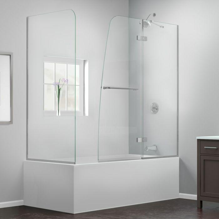 Badewanne mit Tür – aktuelle Vorschläge! – Archzine.net