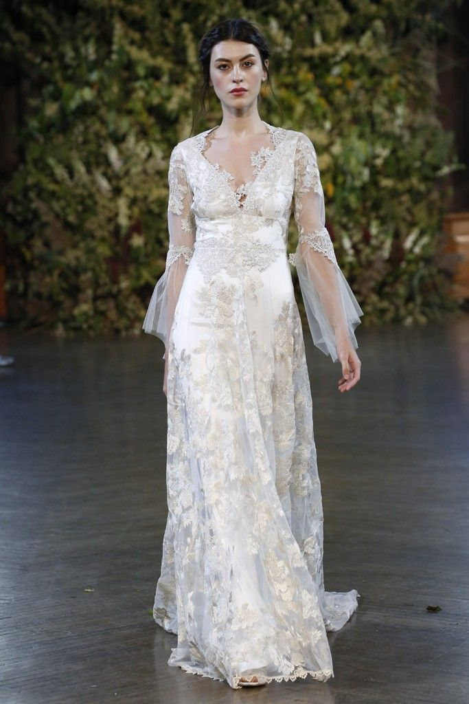 Gothic Angel Bridal Collection from Claire Pettibone