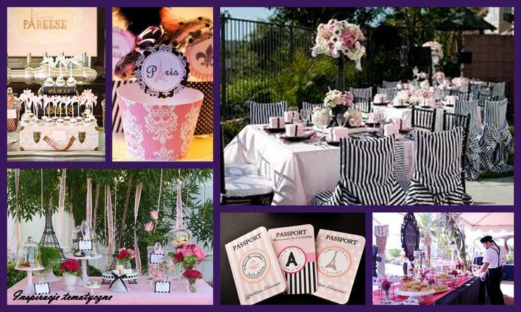 Temat: Paris  Niezwykłe eventy stworzy dla Ciebie http://www.eltoursandevents.com
