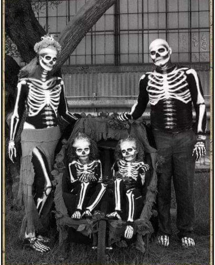 Image result for skeleton family costume ideas Mother