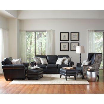 Hyde Park 5-piece Living Room Set