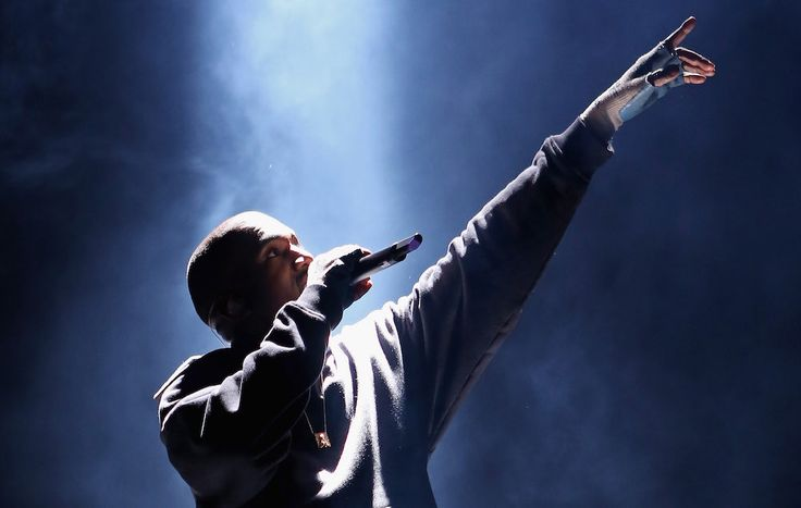 cool Is Kanye West releasing a surprise NASA and VHS-themed project?