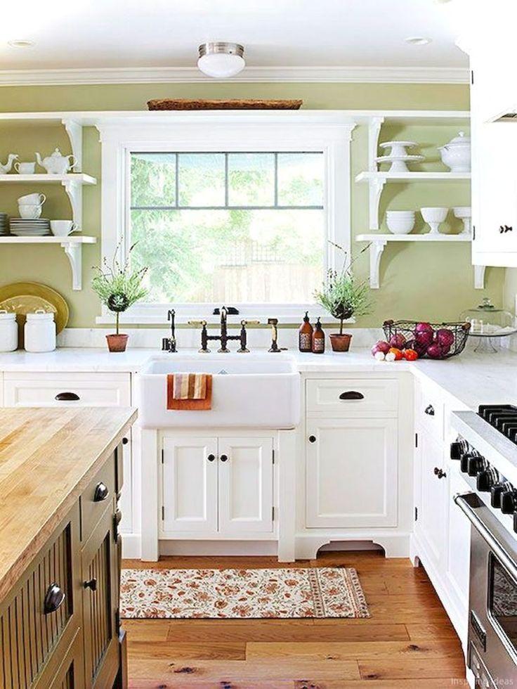 016 Cottage Kitchen Cabinets Ideas Farmhouse Style