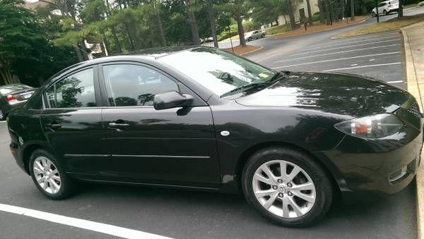 Used 2007 Mazda MAZDA3 for Sale ($8,000) at Richmond, VA
