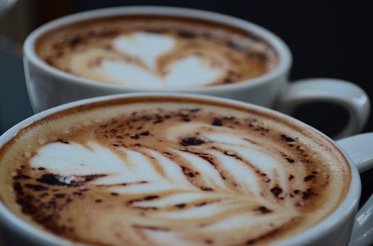Morning Cappuccino.