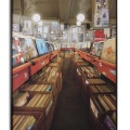 My Own Record Store No 12 / 810x1140 mm