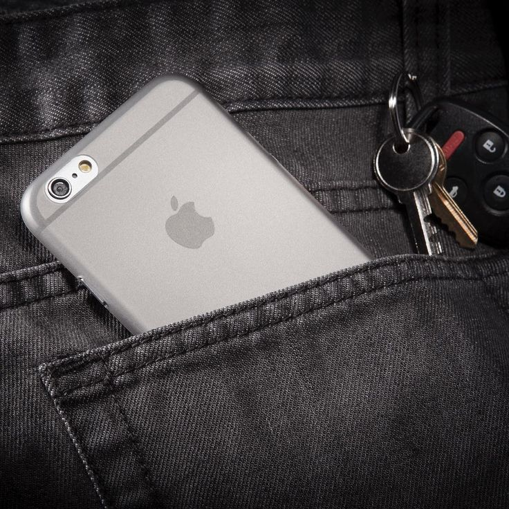 The Scarf: a super thin, versatile iPhone case that is just as at home