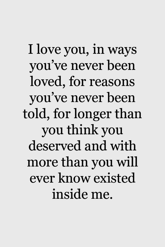 Top 40+ I Love You Quotes to Make Your Life More Romantic   Quotezia