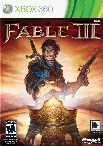 awesome Latest Xbox 360 Games | Fable III - Xbox 360