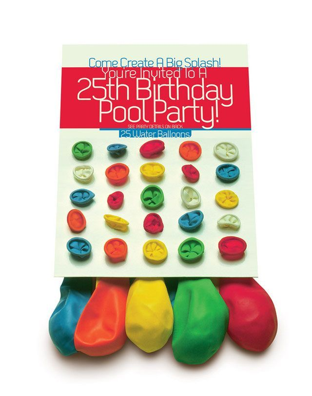 125 best Creative Invitations images – Creative Pool Party Invitations