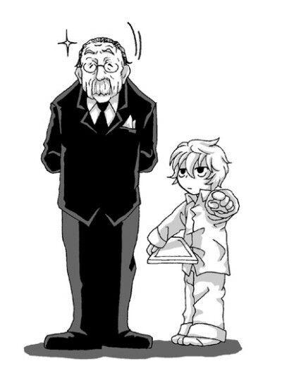 Watari and Near.