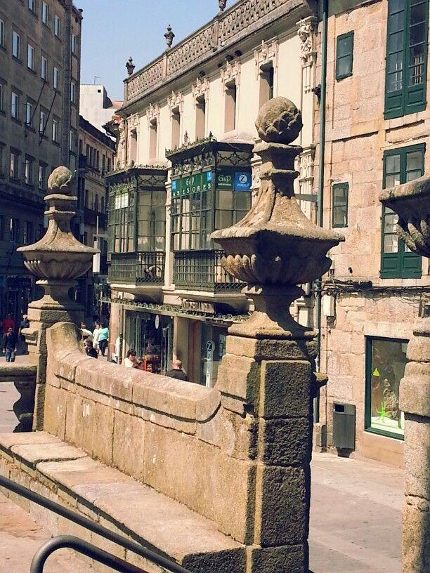 Pontevedra #Riasbaixas Galicia. Spain
