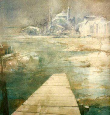 PITTORI: pedro cano, calvino e le città invsibili