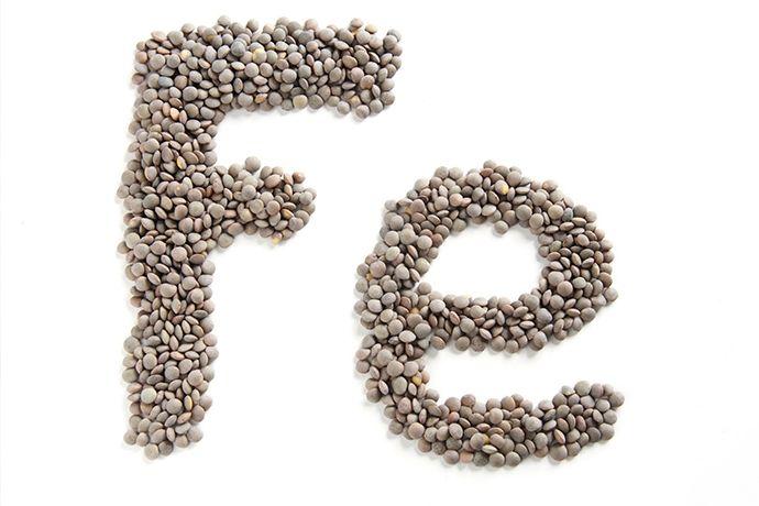 Eisen: Mit eisenhaltigen Lebensmitteln Eisenmangel vorbeugen