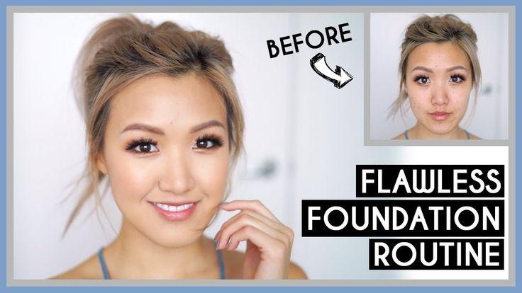 Flawless Foundation Routine   CRUELTY FREE   ilikeweylie