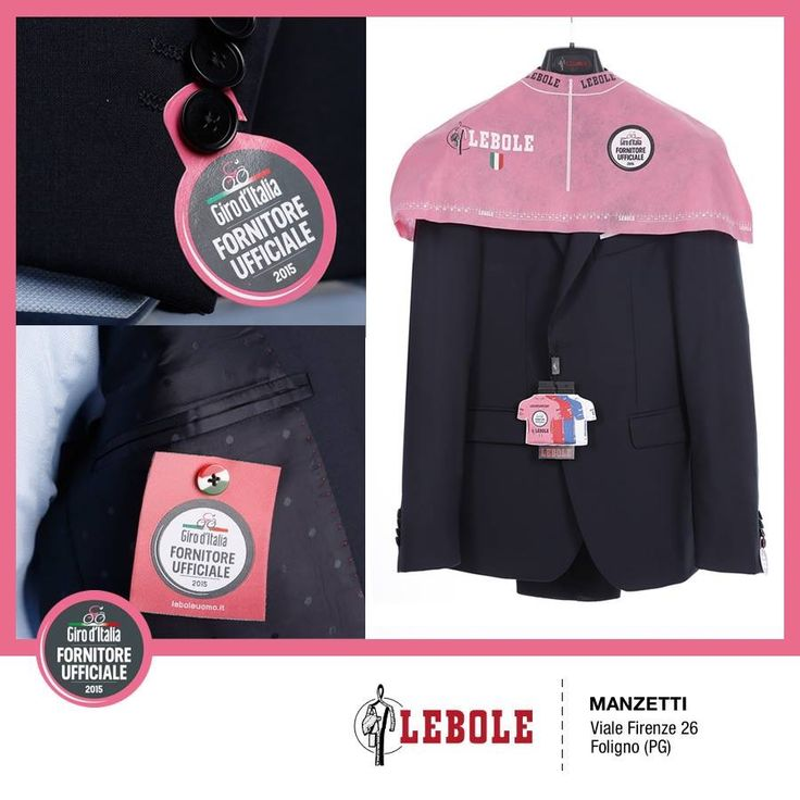 MANZETTI, di Foligno - I nostri Clienti festeggiano il Giro d'Italia 2015 e presentano l'abito esclusivo prodotto da LEBOLE per il Giro #lebolegiro2015 #lebole #abito #modauomo #fashion #stile