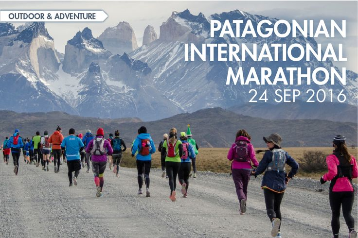 Just a month remaining for the #Patagonian International #Marathon! Since 2012, this event draws thousands of #runners from more than 40 #countries in #TorresDelPaine, the amazing #Chilean #NationalPark. The fifth edition will feature distances of 42, 21, and 10 km. Dare to #live the #magic of #running in #Patagonia! Consult us > http://goo.gl/W60jOj