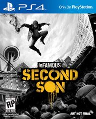 How unfortunate that I now have to buy a PS4 to get the next installment of the inFamous series...