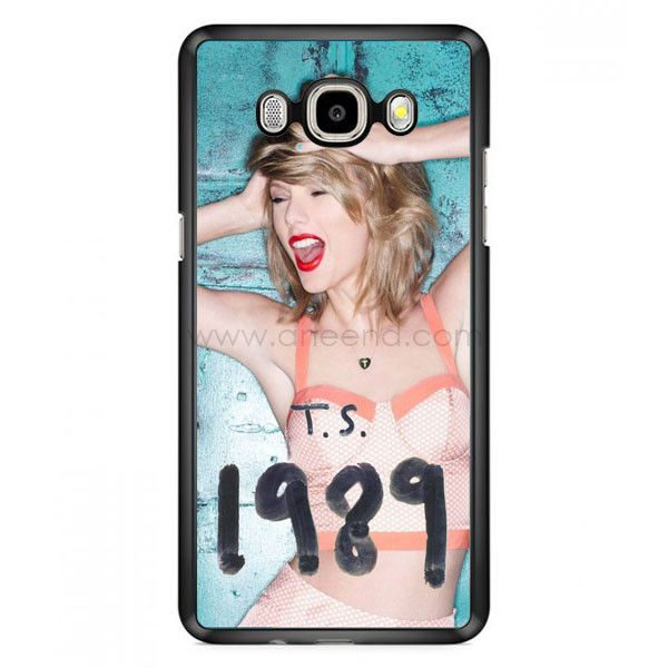 Taylor Swift Poster 1989 Cover Album Taylor Swift Singer Samsung Galaxy J7 (2016) Case   Aneend.com