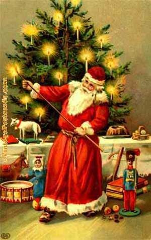 The Very Secret, but True Story of Santa Claus...