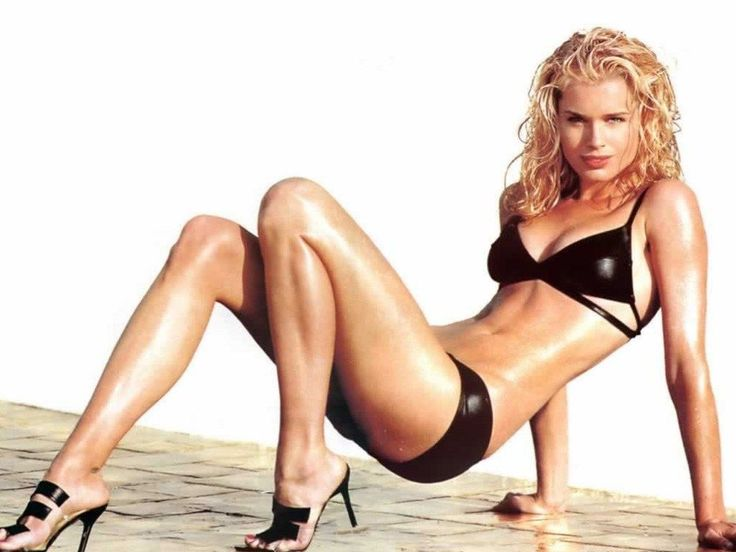 The Vogue, stylish and Sex Rebecca Romijn ...Delectable Beauty...