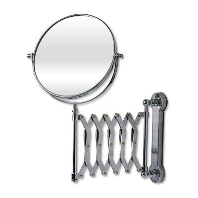 Espejo extensible cromado|Decoración baños|homecenter.com.co