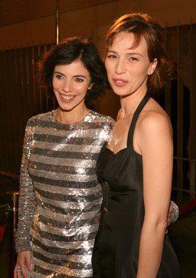 Ariadna Gil and Maribel Verdú