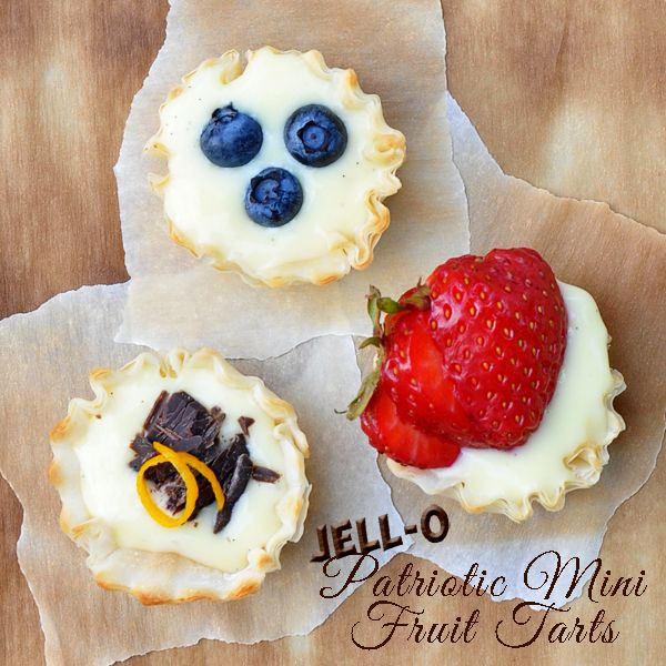 These mini fruit tarts make a beautiful easy dessert. You can make them even easier by using premade shells. @Allrecipes.com.com