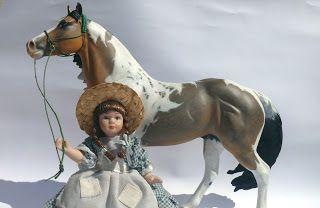 "Amalltea Custom Breyer Traditional Smart Chic Olena ""Maestro"""