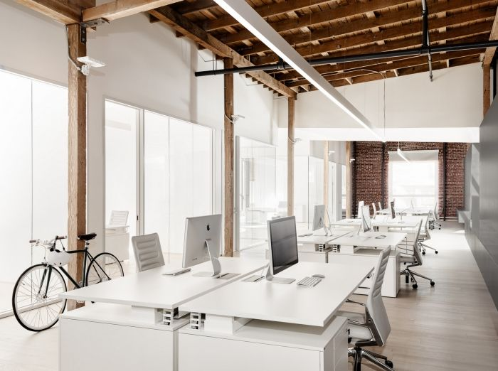 modern workstations and workplaces part 2 office design - Modern Office Design Ideas