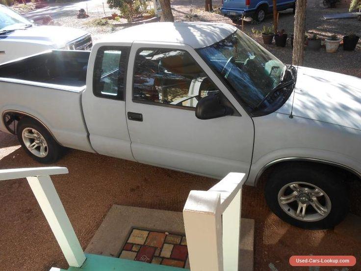 1998 Chevrolet S-10 2 Door #chevrolet #s10 #forsale #unitedstates