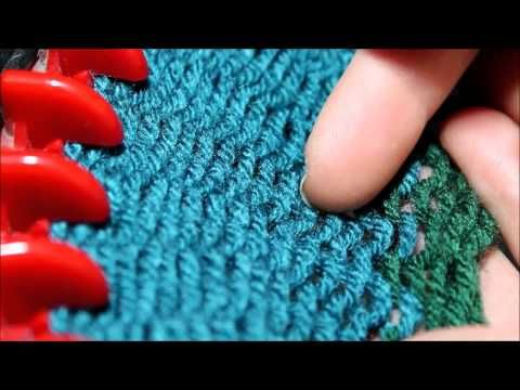 How to Hand Count Rows on the Addi Knitting Machine - YouTube