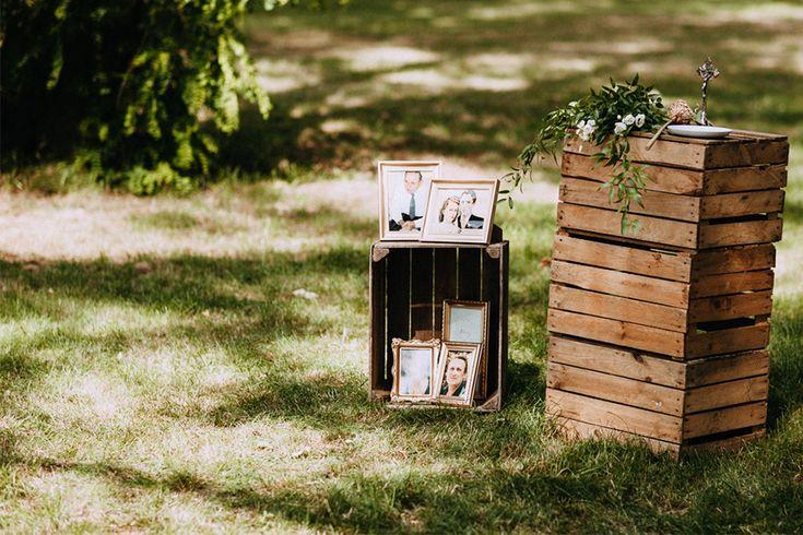 Wesele w stylu Wesa Andersona – stodoła w Ceglarni - Bajkowe Śluby