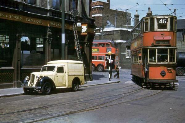 woolwich high road http://www.retronaut.com/2011/08/london-trams-c-1950s/