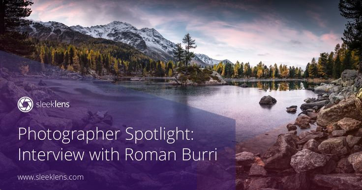 Photographer Spotlight: Interview with Roman Burri