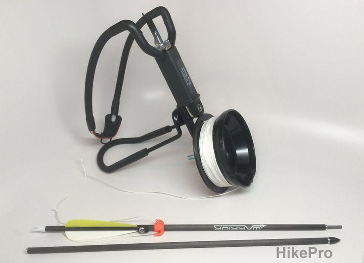 HikePRO - HFX 40 Fishing slingbow w/ Reel Kit